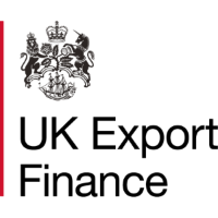 UK Export Finance logo